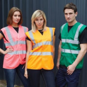 Hi-Vis Enhanced Visibility Vests