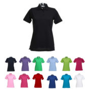 kk703 womens polo shirt