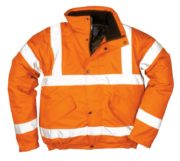 RT32 Hi Vis Bomber Jacket
