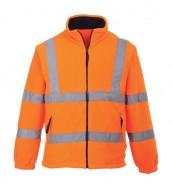 f300 Hi Vis Mesh Lined Fleece