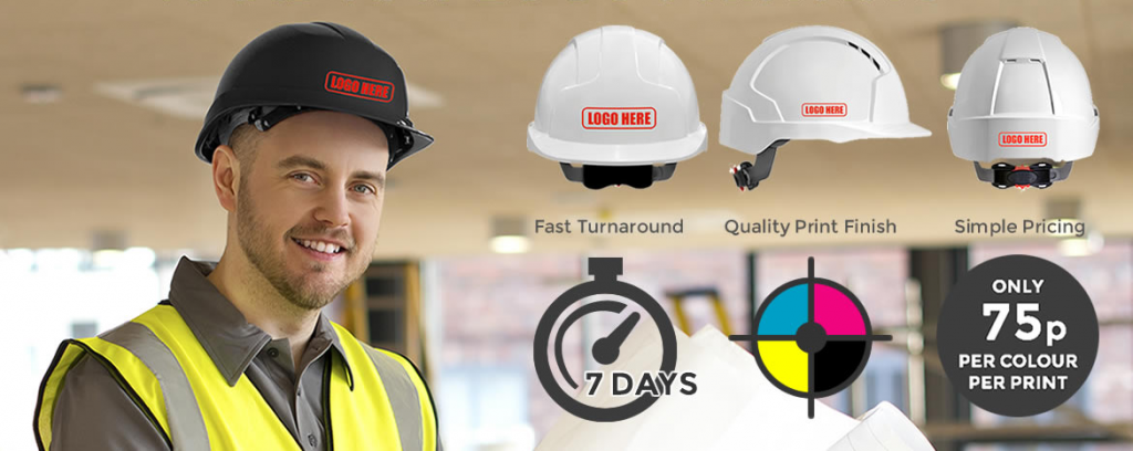 Logo Stickers For Hard Hats Uk